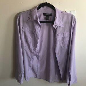 Tops - Express dress shirt